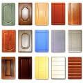 Фасады для кухни – виды, сравнительная характеристика