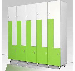 Шкаф для раздевалки 400 х 2000 х 500 мм