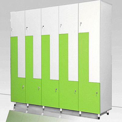 Шкаф для раздевалки, дверки МДФ